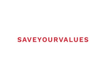 Save Your Values Rabatkode