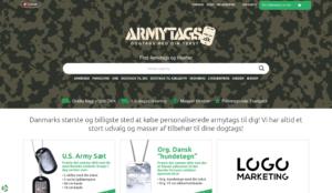 Armytags Oplysninger