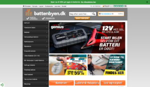 Batteribyen Oplysninger