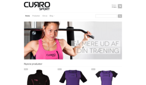 Currosport Oplysninger