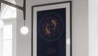 Stjernetegnsplakat Rabatkode
