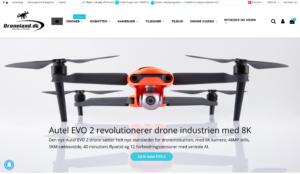 Droneland Oplysninger