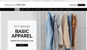 Fashion by Strand Oplysninger