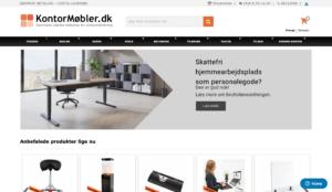 KontorMøbler.dk Oplysninger