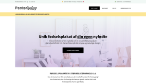 Posterbaby Oplysninger