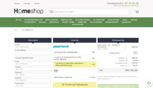 Sådan bruger du din HomeShop rabatkode