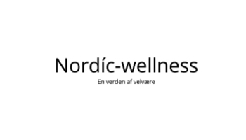 Nordic Wellness Rabatkode